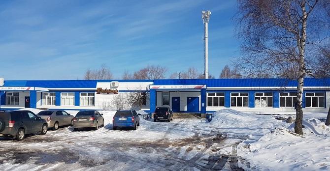 Магазин-столовая, Горномарийский район, с. Емешево, ул.Проезжая