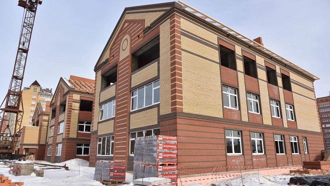 Для новых и строящихся зданий