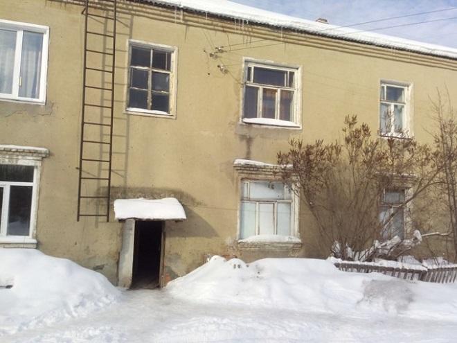 Многоквартирный жилой дом по ул. Земнухова